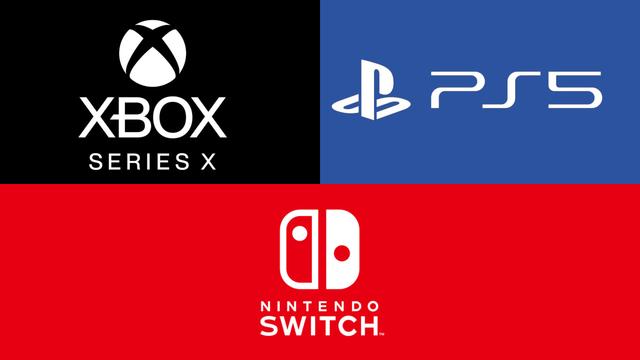 XSX PS5 Switch