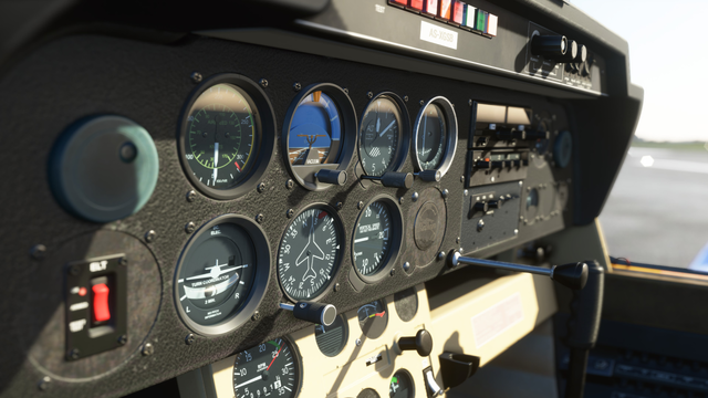 flight simulator