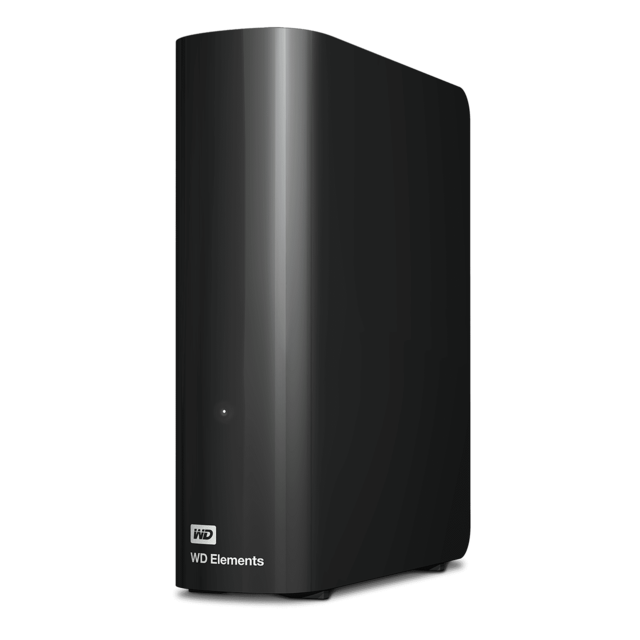WD Elements Desktop 12TB