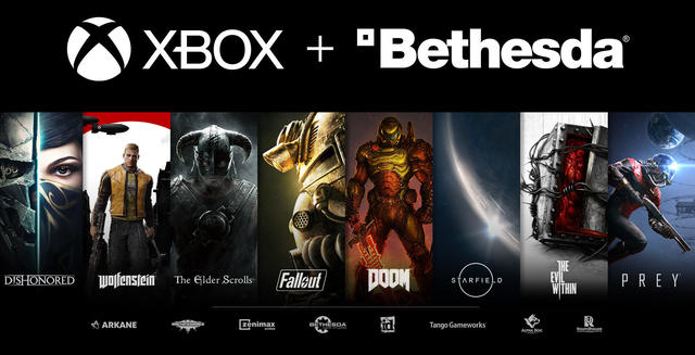 European Commission also approves Microsoft's acquisition of Bethesda