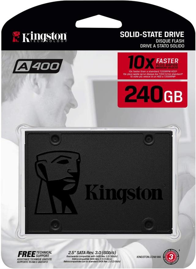 Kingston SA400S37/240G A400