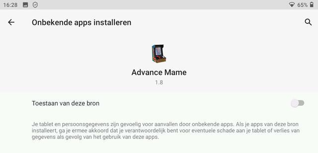 Als je apps van buiten Google Play toch wilt installeren, kan dat op deze manier (maar het blijft af te raden voor de meeste gebruikers).