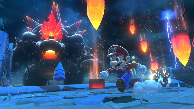 mario 3d world bowsers fury