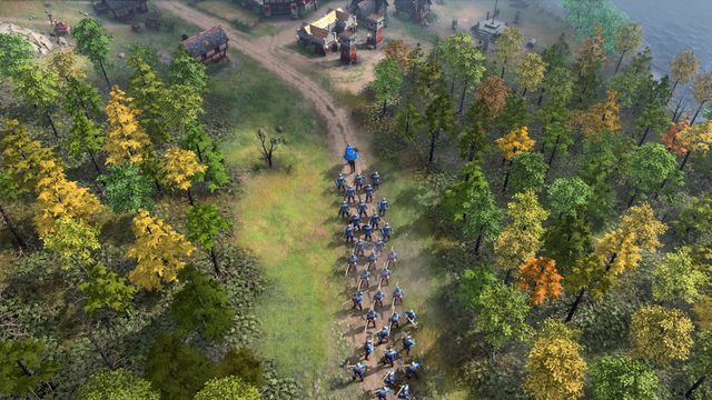 Age of Empires 4 contains 3-hour historical documentary