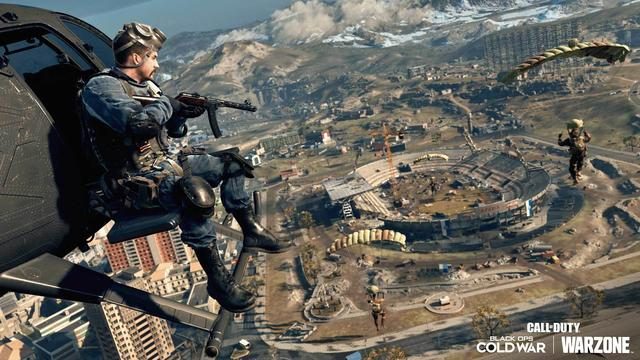 The best PC settings for Call of Duty: Warzone