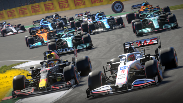 F1 2021 wants to be the Fifa of the racing games