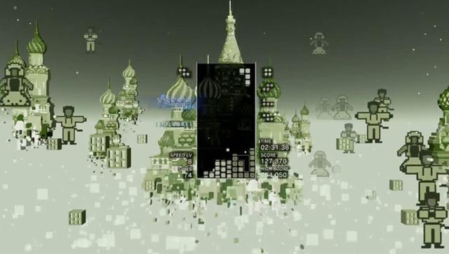 Two secret levels revealed in Tetris Effect