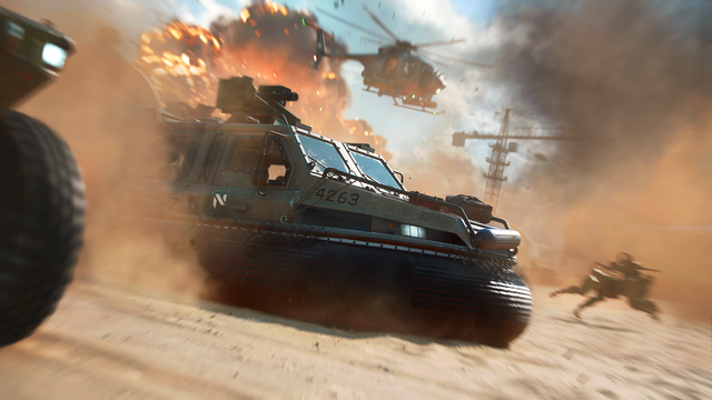 Battlefield 2042 could be the ultimate fan service