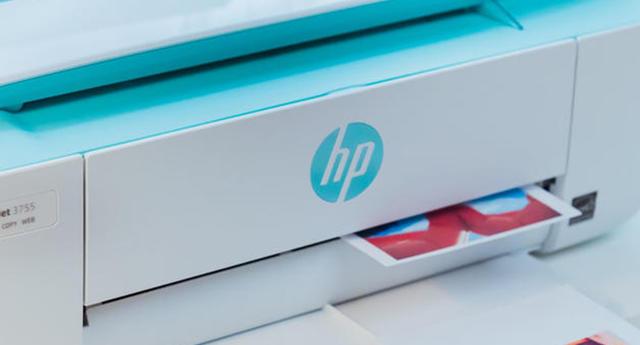 Afbeelding van een printer