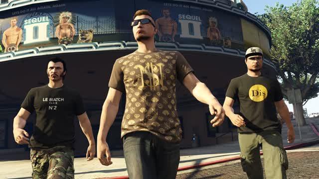 GTA 5, Grand Theft Auto 5