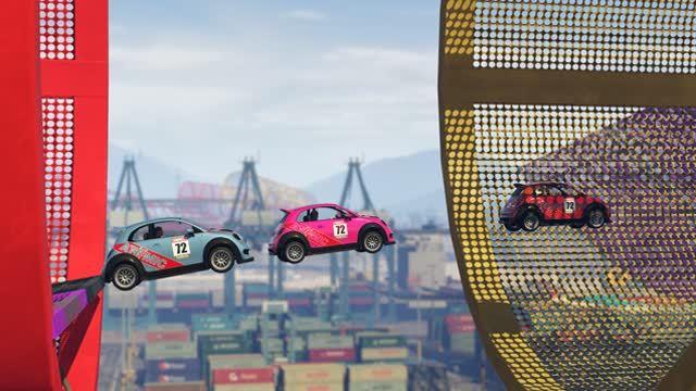 GTA Online Cunning Stunts