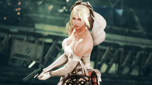 Nina Williams Tekken 7