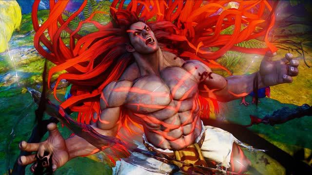 Necalli, Street Fighter 5