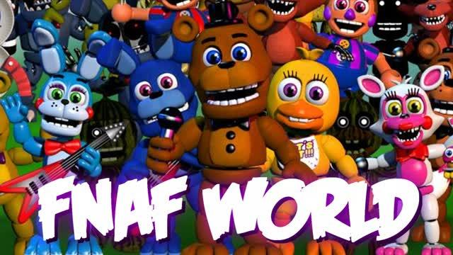Five Nights at Freddys World