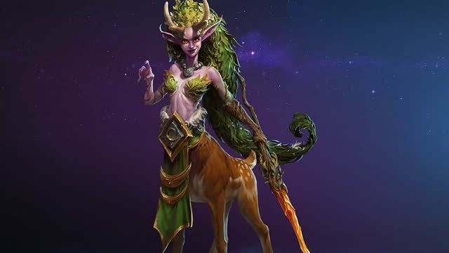 Lunara - Heroes of the Storm