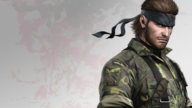 Snake Metal Gear Solid