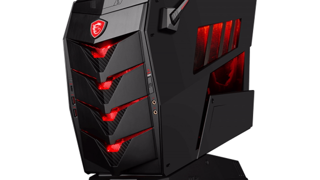MSI Aegis 3 Gaming Desktop