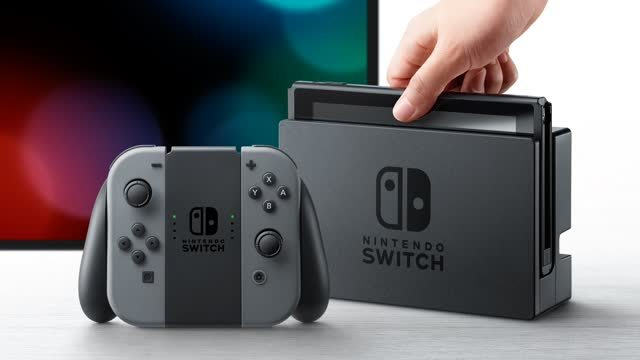 NIntendo Switch, Switch