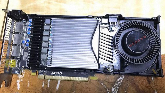 Koeling van de AMD Radeon RX 570