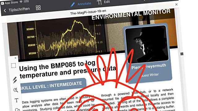 Bewerk en annoteer PDF's met PDF EXpert