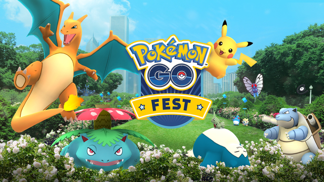 Pokemon GoFest