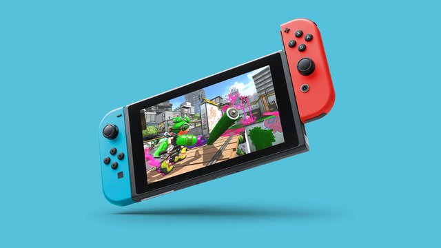 Splatoon Switch