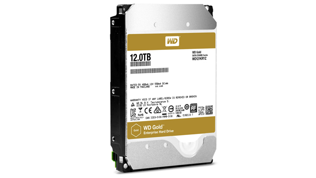 wd gold 12 tb