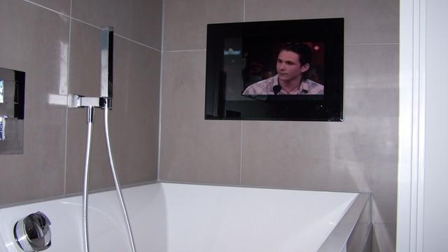 Draadloze Speaker Badkamer : Hifi in de badkamer mediatotaal