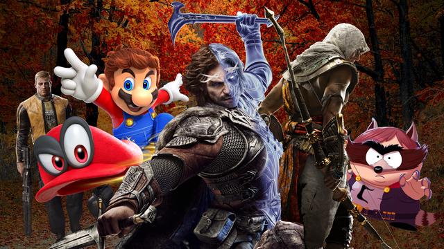 Games oktober
