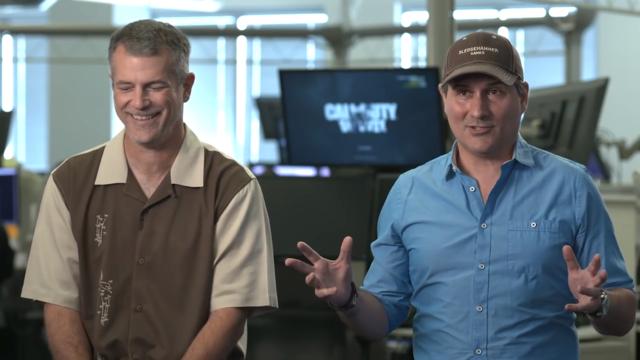 Call of Duty directors