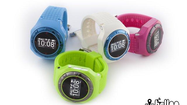 onveilige gps-horloges
