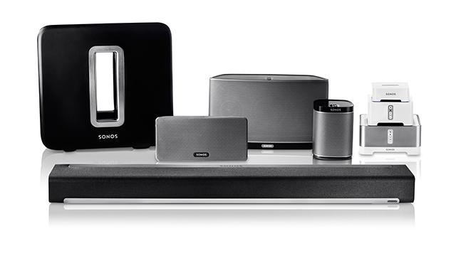 privacyvoorwaarden Sonos