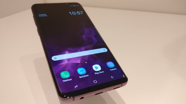 Samsung, Galaxy S9, smartphone, android, mwc2018