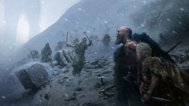 God of War artwork