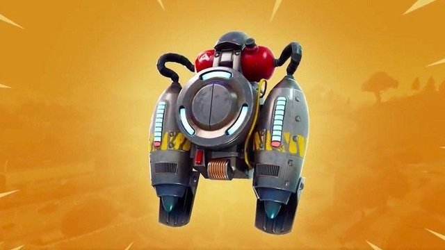 Fortnite battle royale Jetpack