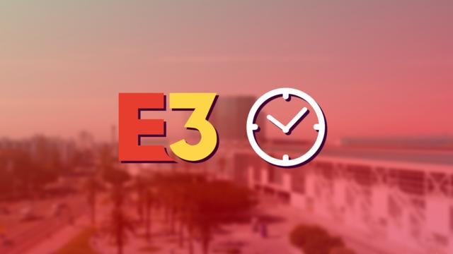 E3 persconferenties