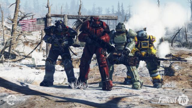 Fallout 76 E3