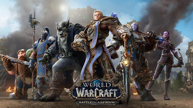 Battle of Azeroth WoW