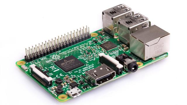 Raspberry Pi via netwerk installeren