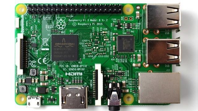 inloggen op Raspberry Pi met smartphone