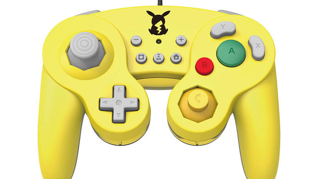 Nintendo Switch pokemon gamecube controller