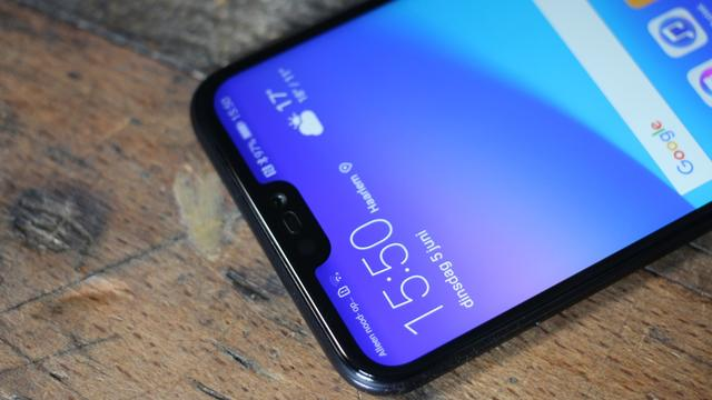 Huawei P20 Lite, smartphone, android