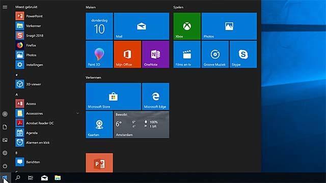 Doe meer met je Windows 10 Taakbalk