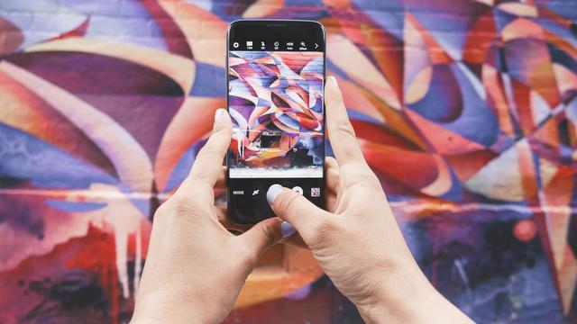 foto maken smartphone