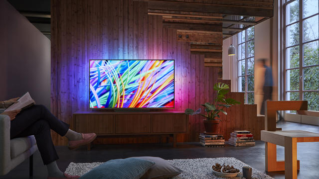 Philips 55PUS8303 tv lifestyle