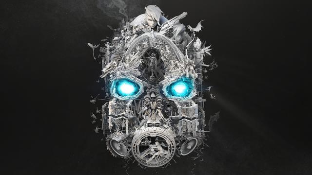 Borderlands Mask of Mayhem