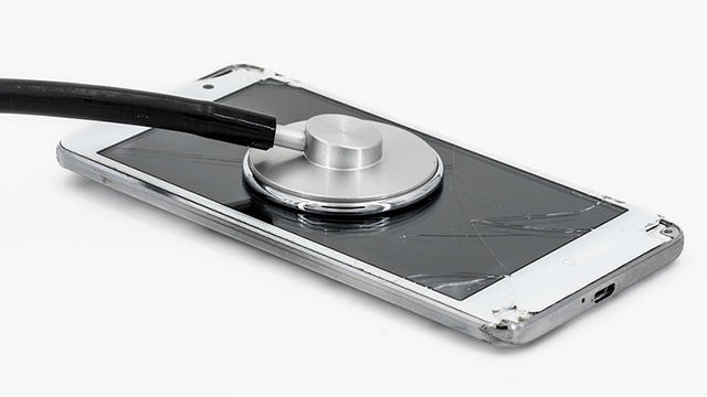 smartphone repareren