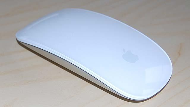 Activeer de rechter muisknop op je Magic Mouse van Apple