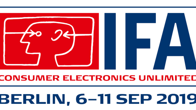 Afbeelding van de logo van IFA 2019