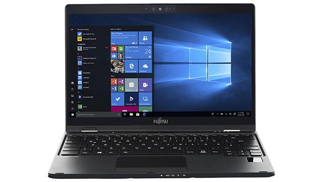 Fujitsu LifeBook U939X review